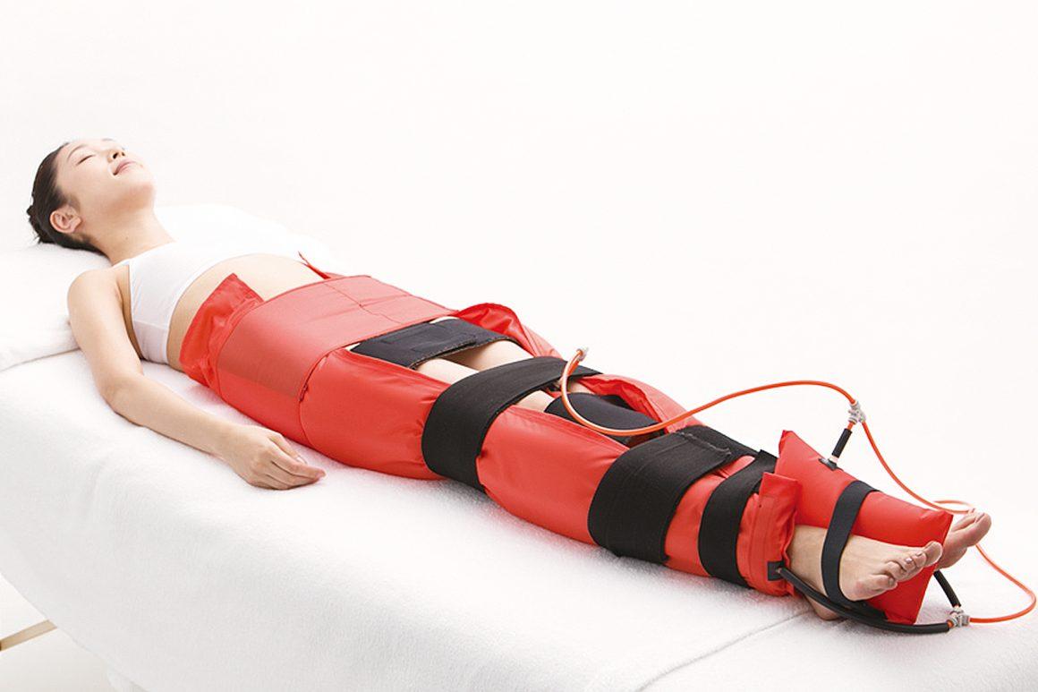 輕盈腿部舒活課程